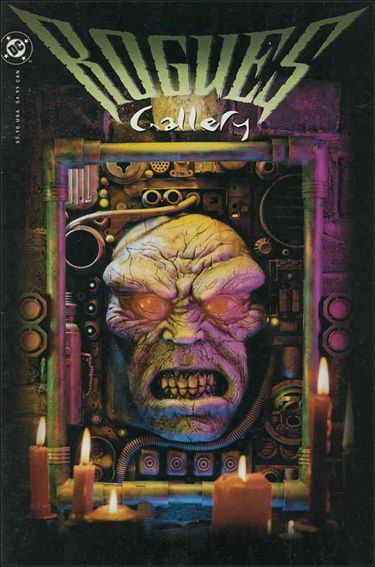 Rogues Gallery 1-A by DC