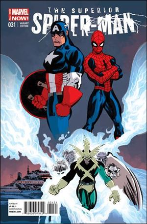 Superior Spider-Man 31-D