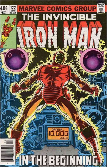 Iron Man (1968) 122-A by Marvel