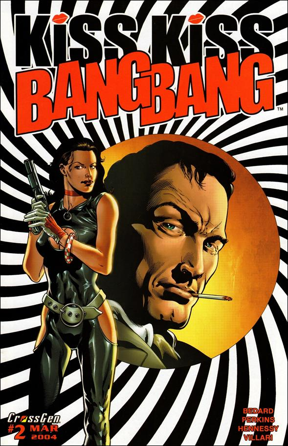 Kiss Kiss Bang Bang 2-A by CrossGen