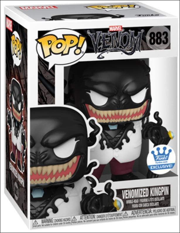 POP! Marvel Venomized Kingpin by Funko