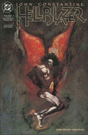 Hellblazer (1988) 37-A by Vertigo