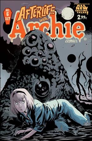 Afterlife with Archie 6-A