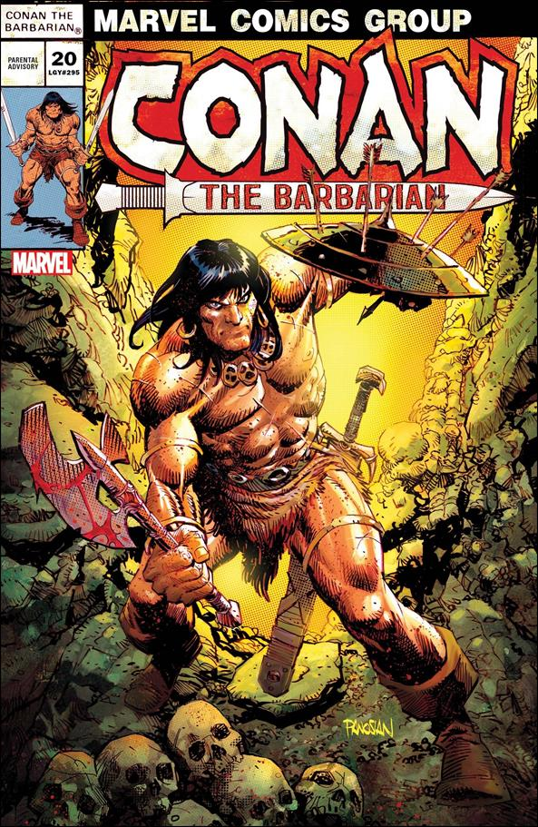 Conan the Barbarian (2019) 20-B by Marvel
