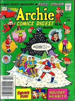 Archie Comics Digest Magazine 40-A