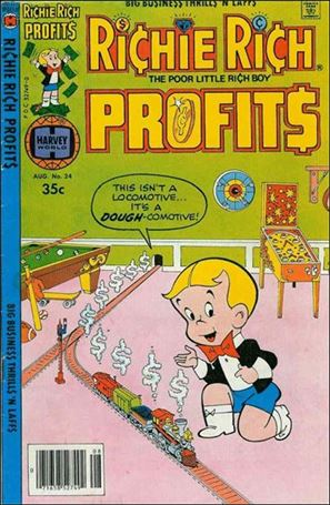 Richie Rich Profits 24-A