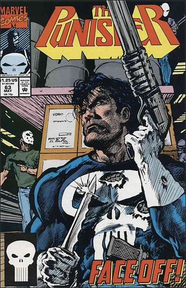 Punisher (1987) 63-A by Marvel