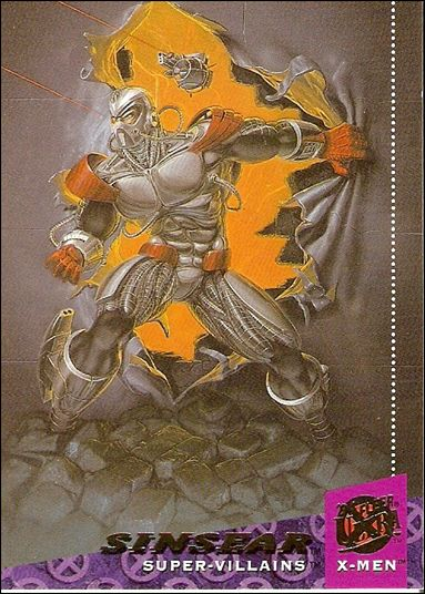 1994 Fleer Ultra X-Men (Base Set) 89-A by Fleer
