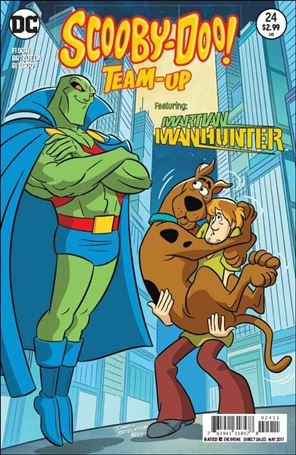 Scooby-Doo Team-Up 24-A