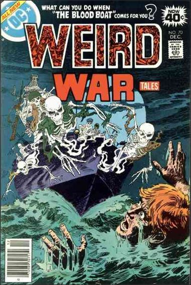 Weird War Tales (1971) 70-A by DC