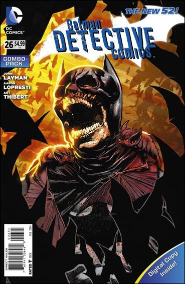 Detective Comics (2011) 26-B by DC
