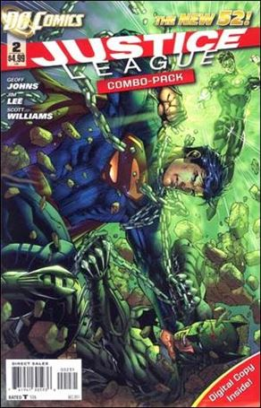 Justice League (2011) 2-B