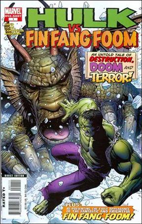 Hulk vs Fin Fang Foom 1-A