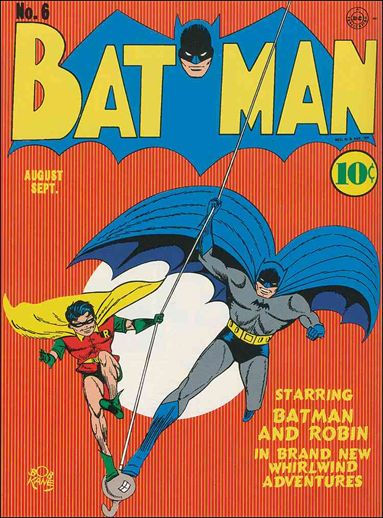 Batman (1940) 6-A by DC