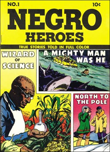 Negro Heroes 1-A by Parents' Magazine Institute