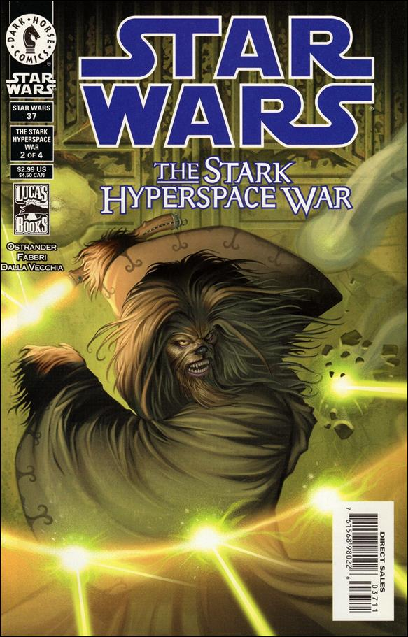 Star Wars/Star Wars Republic 37-A by Dark Horse