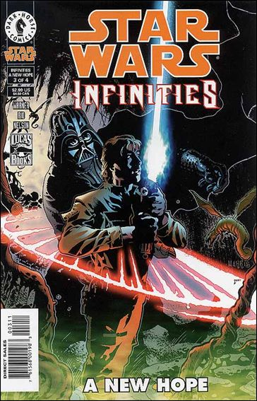 Star Wars: Infinities - A New Hope 3-A by Dark Horse