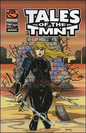 Tales of the TMNT 69-A by Mirage