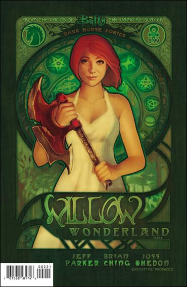 Willow (2012) 2-B by Dark Horse