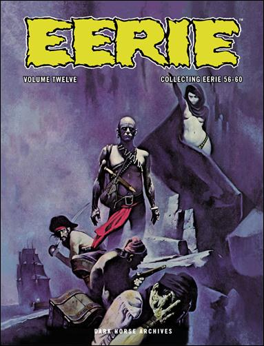Eerie Archives 12-A by Dark Horse