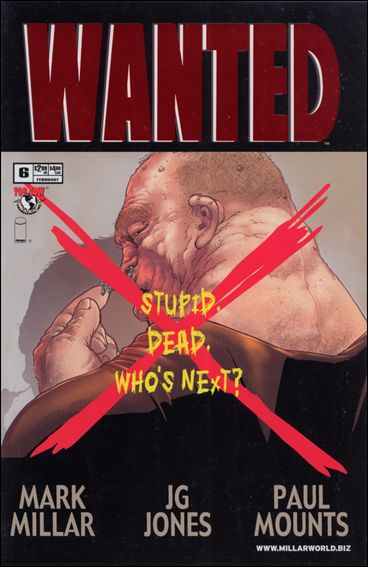 Wanted (2003) 6-G by Top Cow