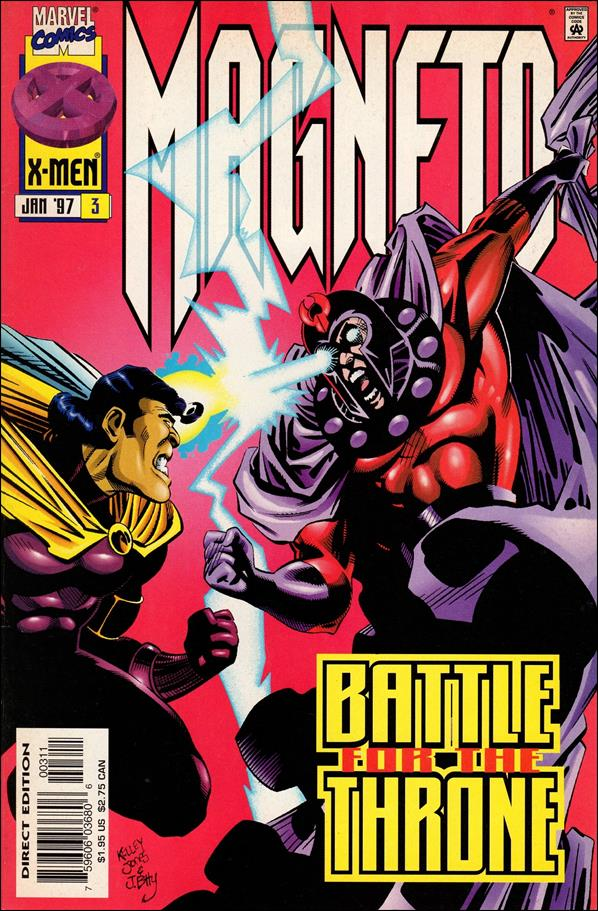 Magneto (1996) 3-A by Marvel