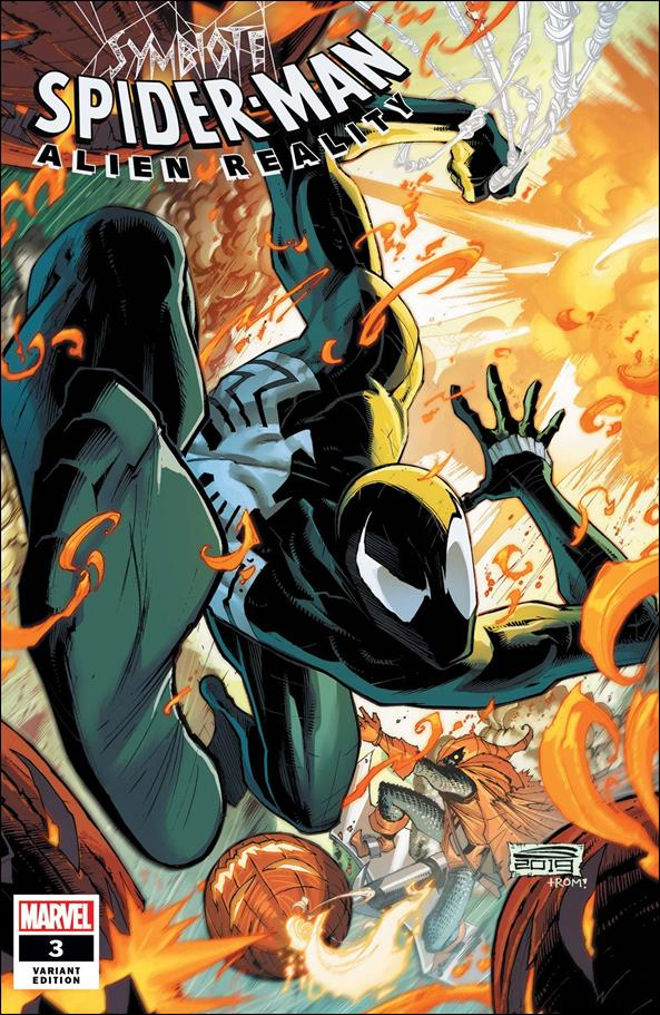 Symbiote Spider-Man: Alien Reality 3-D by Marvel