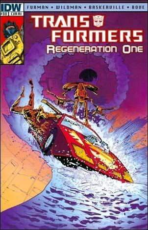 Transformers: Regeneration One 88-C by IDW