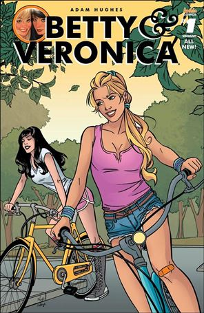 Betty and Veronica (2016) 1-P