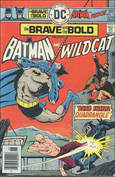 Brave and the Bold (1955) 127-A by DC