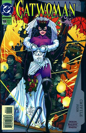 Catwoman (1993) 18-A by DC