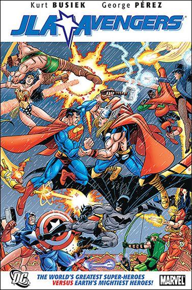 JLA/Avengers 1-A by DC