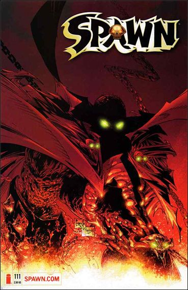 Spawn 111-A by Image
