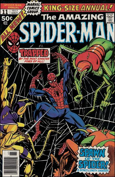 Amazing Spider-Man Annual 11-A by Marvel