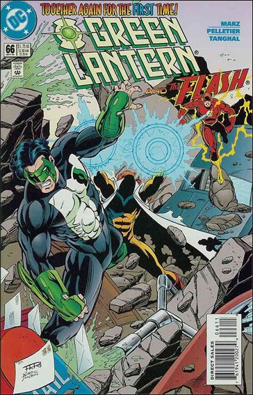 Green Lantern (1990) 66-A by DC
