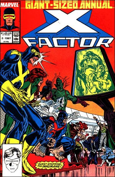 X-Factor Annual 2-A by Marvel