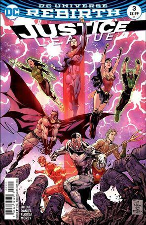 Justice League (2016) 3-A