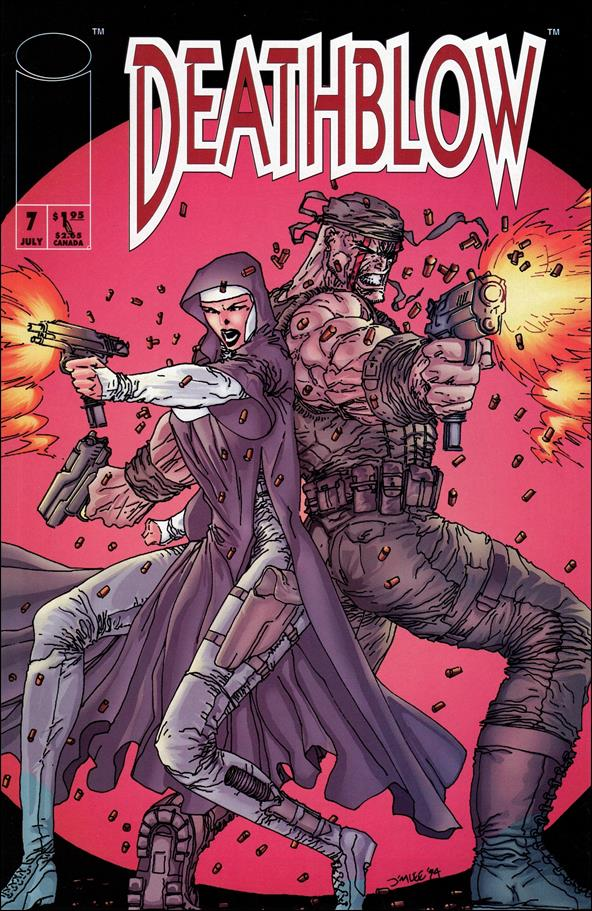 Deathblow (1993) 7-A by Image