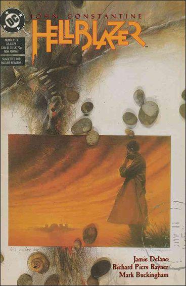 Hellblazer (1988) 13-A by Vertigo