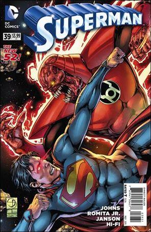 Superman (2011) 39-E