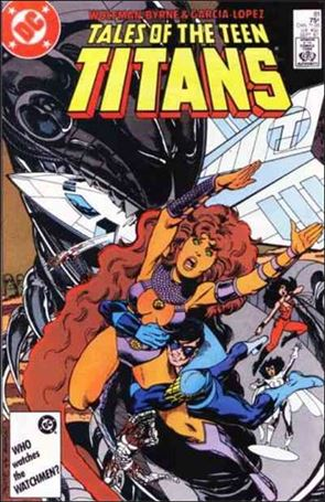 Tales of the Teen Titans 81-A