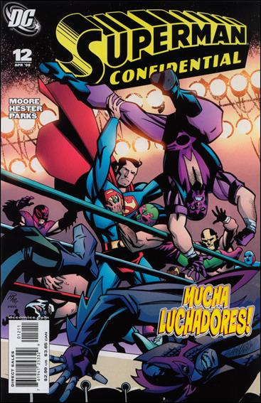 Superman Confidential 12-A by DC