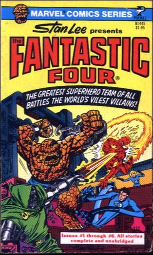 Fantastic Four (1977) 1-A by Pocket Books