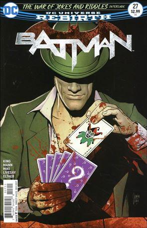 Batman (2016) 27-A
