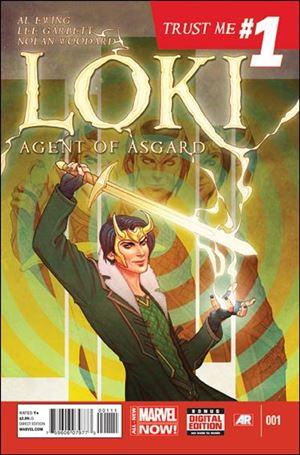 Loki: Agent of Asgard 1-A