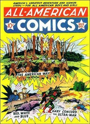 All-American Comics (1939) 9-A