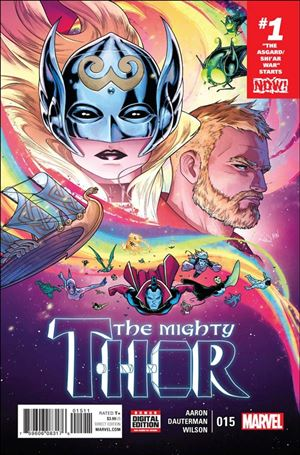 Mighty Thor (2016) 15-A