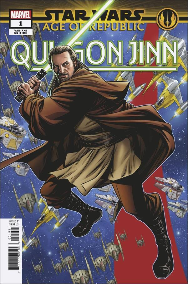 Star Wars: Age of Republic - Qui-Gon Jinn 1-E by Marvel