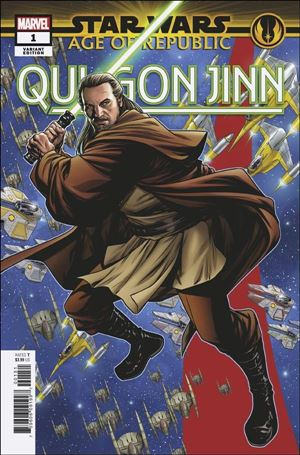 Star Wars: Age of Republic - Qui-Gon Jinn 1-E