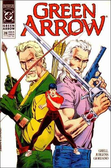 Green Arrow (1988) 28-A by DC